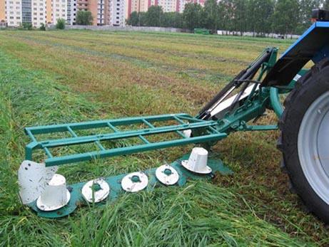 Косилка роторная КР-2,1М